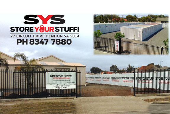 Adelaide self storage